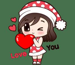Boobib Christmas Special sticker #9119216