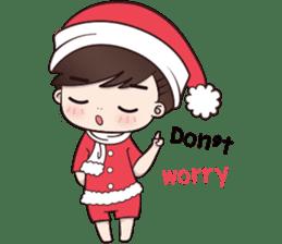 Boobib Christmas Special sticker #9119220