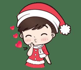 Boobib Christmas Special sticker #9119222