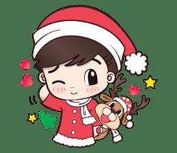 Boobib Christmas Special sticker #9119223