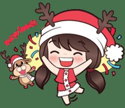 Boobib Christmas Special sticker #9119227