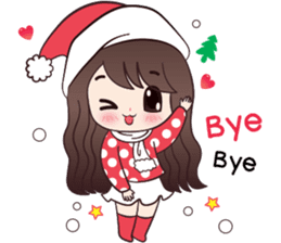 Boobib Christmas Special sticker #9119228
