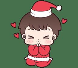 Boobib Christmas Special sticker #9119232