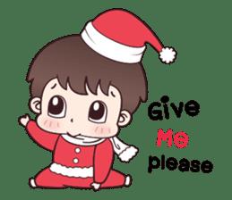Boobib Christmas Special sticker #9119233