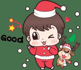 Boobib Christmas Special sticker #9119235