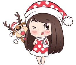 Boobib Christmas Special sticker #9119239