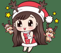 Boobib Christmas Special sticker #9119240