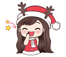 Boobib Christmas Special sticker #9119241