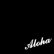 สติ๊กเกอร์ไลน์ Hula Silhouette Sticker
