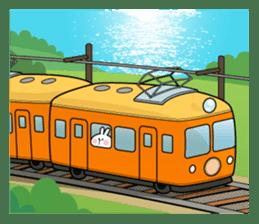 "Spoiled Rabbit ""DATE"" sticker #9123653"