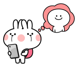 "Spoiled Rabbit ""DATE"" sticker #9123656"