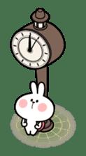 "Spoiled Rabbit ""DATE"" sticker #9123657"