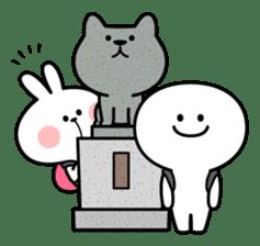 "Spoiled Rabbit ""DATE"" sticker #9123658"