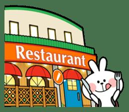 "Spoiled Rabbit ""DATE"" sticker #9123661"