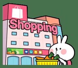 "Spoiled Rabbit ""DATE"" sticker #9123664"