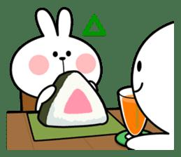 "Spoiled Rabbit ""DATE"" sticker #9123675"