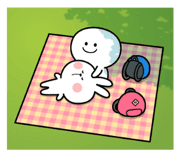 "Spoiled Rabbit ""DATE"" sticker #9123680"