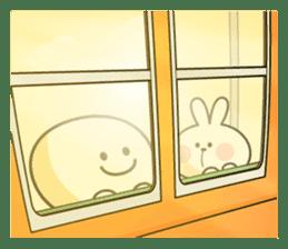 "Spoiled Rabbit ""DATE"" sticker #9123686"