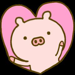 Pig Cute 4