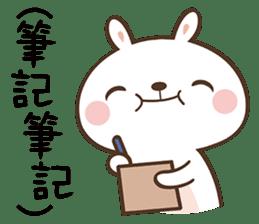 Butter Bunny sticker #9125089
