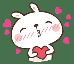 Butter Bunny sticker #9125091