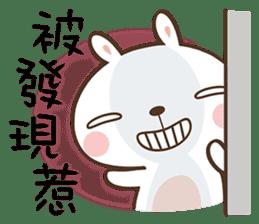 Butter Bunny sticker #9125111
