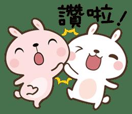 Butter Bunny sticker #9125118