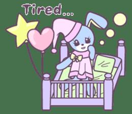 Rabbit's puppet theater sticker #9129139