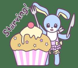 Rabbit's puppet theater sticker #9129143