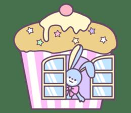 Rabbit's puppet theater sticker #9129160