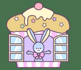 Rabbit's puppet theater sticker #9129161