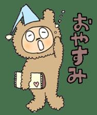 HOBONICHI KONETA GEKIJYO sticker #9132013
