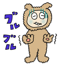 HOBONICHI KONETA GEKIJYO sticker #9132016