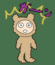 HOBONICHI KONETA GEKIJYO sticker #9132018