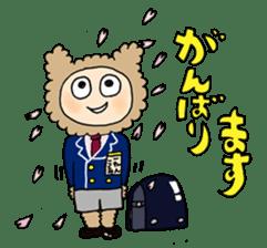 HOBONICHI KONETA GEKIJYO sticker #9132019