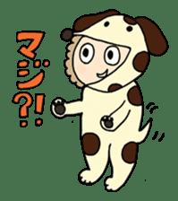 HOBONICHI KONETA GEKIJYO sticker #9132023