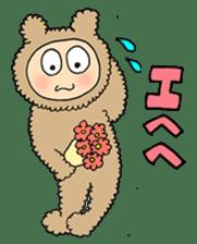 HOBONICHI KONETA GEKIJYO sticker #9132024