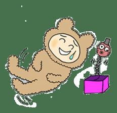 HOBONICHI KONETA GEKIJYO sticker #9132027