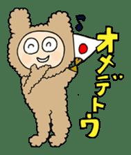 HOBONICHI KONETA GEKIJYO sticker #9132028