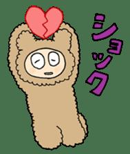 HOBONICHI KONETA GEKIJYO sticker #9132031