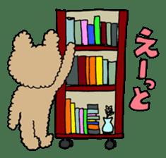 HOBONICHI KONETA GEKIJYO sticker #9132035