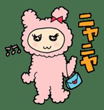 HOBONICHI KONETA GEKIJYO sticker #9132037