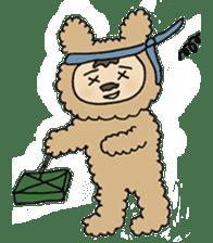 HOBONICHI KONETA GEKIJYO sticker #9132041