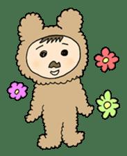 HOBONICHI KONETA GEKIJYO sticker #9132043