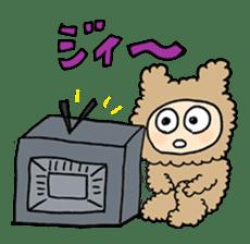 HOBONICHI KONETA GEKIJYO sticker #9132044