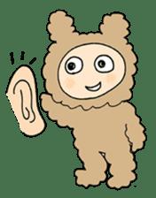 HOBONICHI KONETA GEKIJYO sticker #9132047