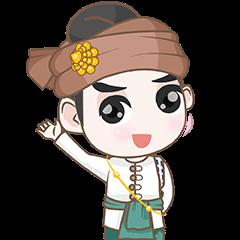 Ruler of Thai LANNA