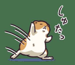 Fat hamster...2 sticker #9135783