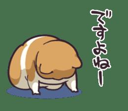 Fat hamster...2 sticker #9135791