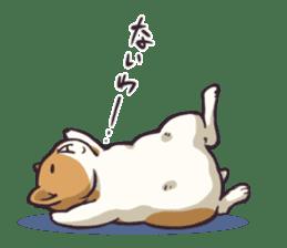 Fat hamster...2 sticker #9135793